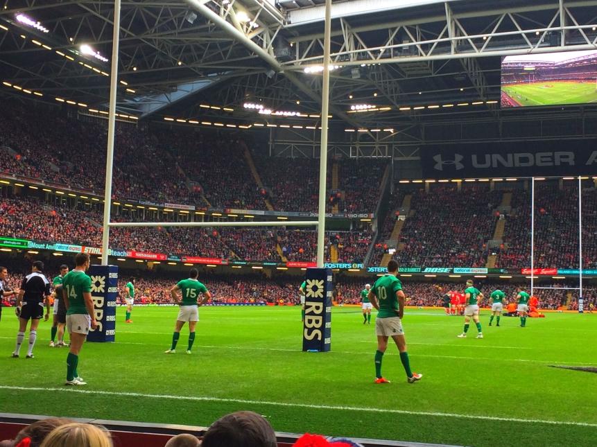 Wales v Ireland 2015 04