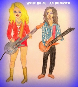 White Hills Drawing 02