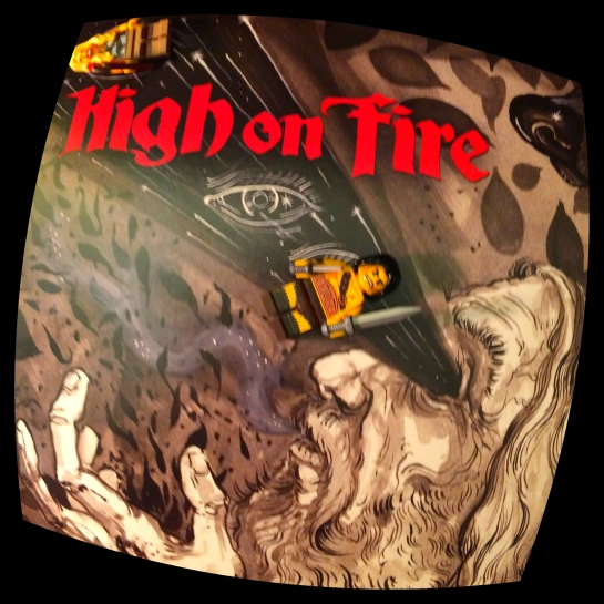 High On Fire De Vermis 06