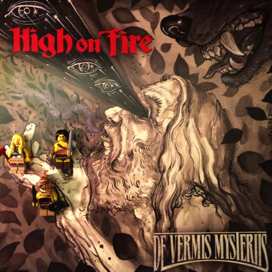 High On Fire De Vermis