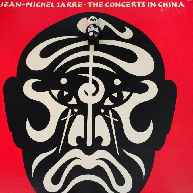 Jarre Concert In China 01