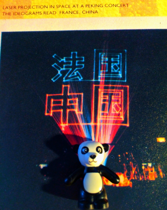 Jarre Concert In China 02