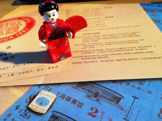 Jarre Concert In China 05