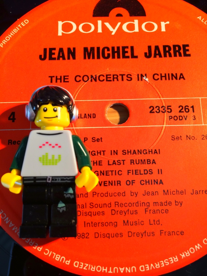 Jarre Concert In China 09