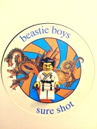 Beastie Boys Sure Shot 01