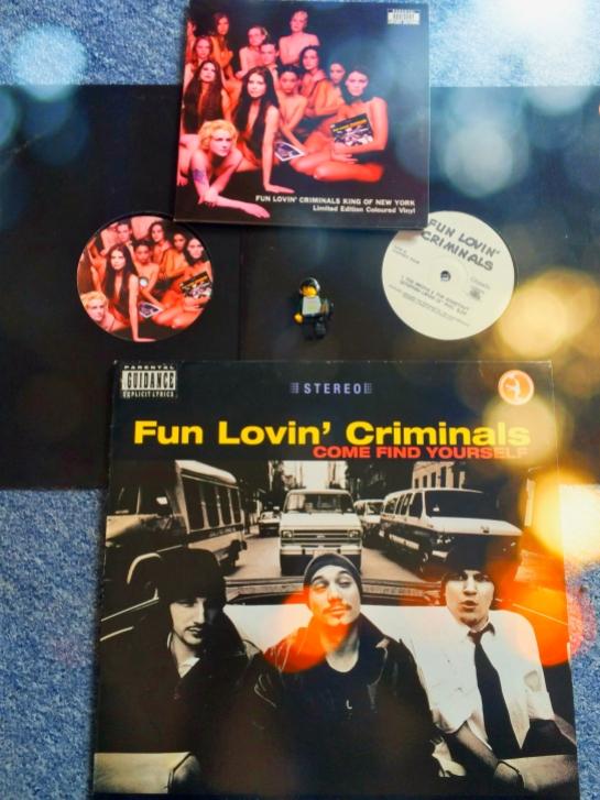 Fun Lovin Criminals Come Find Yourself 01