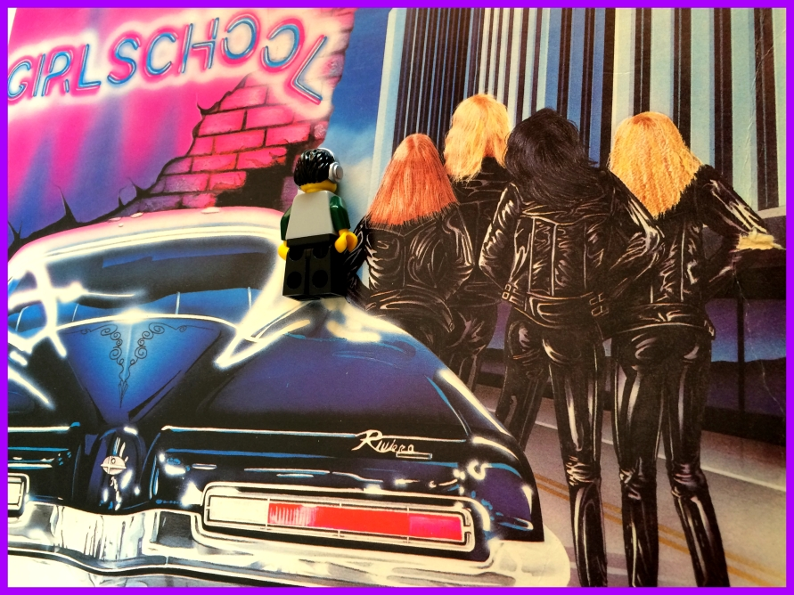 Girlschool Hit And Run