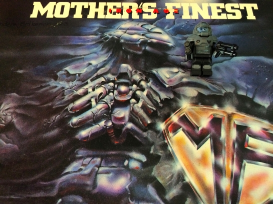 Mothers Finest Iron Age