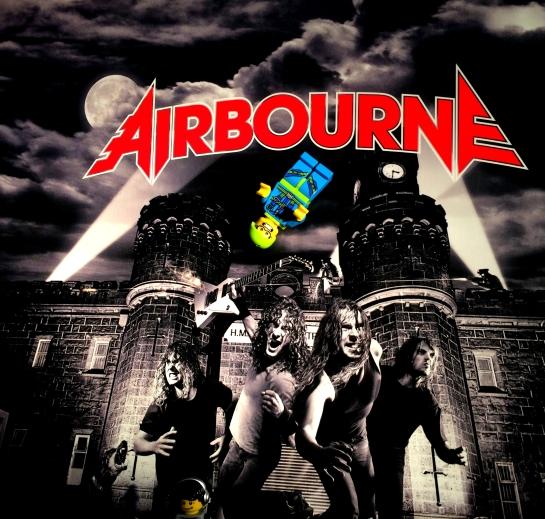 Airbourne Runnin Wild 01