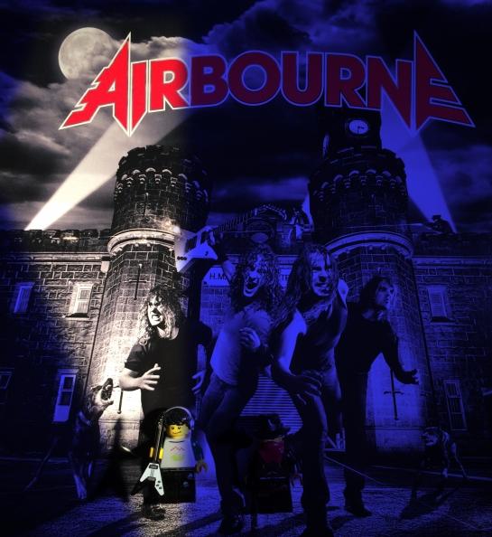 Airbourne Runnin Wild 07