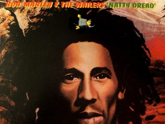 Bob Marley Natty Dread 01