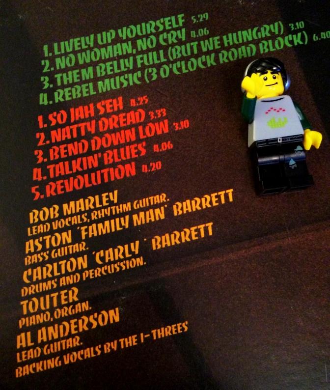 Bob Marley Natty Dread 05