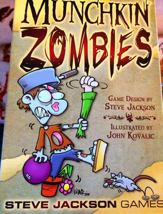 Munchkin Zombies 02