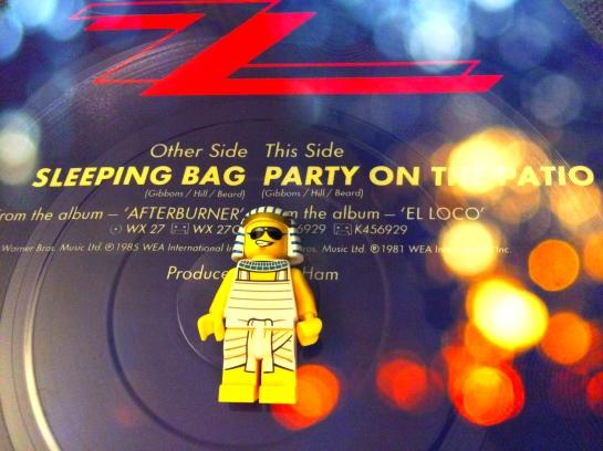 ZZ Top Sleeping Bag 04