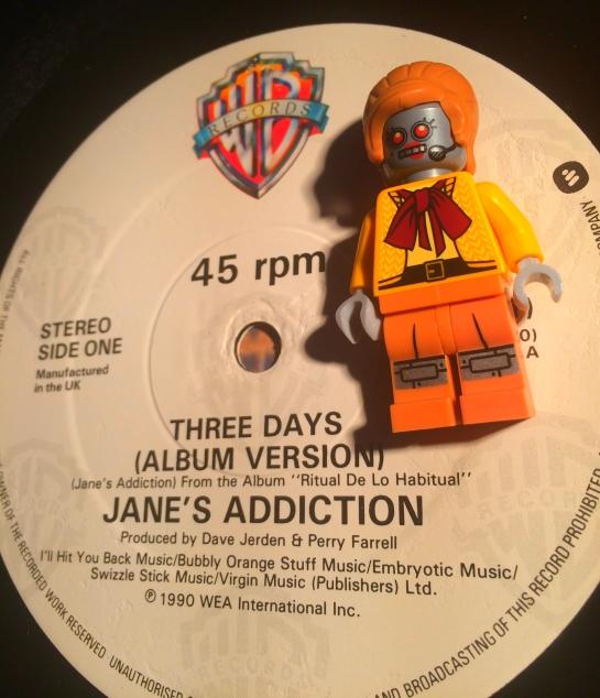 Janes Addiction Three days 05