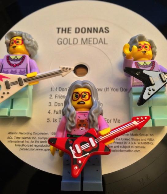 Donnas Gold Medal 08