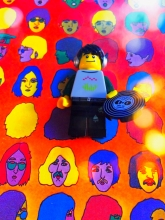 An iconic image for our times, and some Beatles.