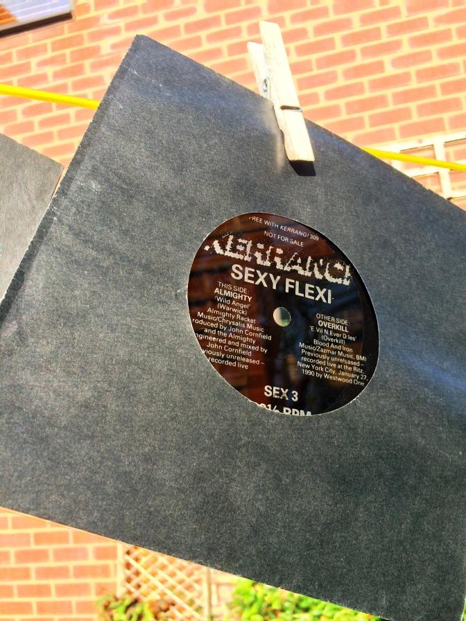 Kerrang! Flexi Discs 03