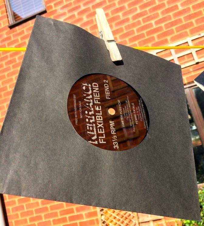 Kerrang! Flexi Discs 04