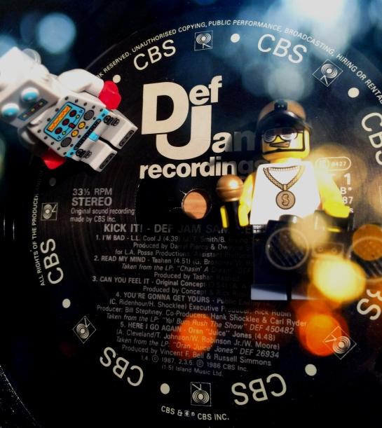 Kick It Def Jam Sampler 02