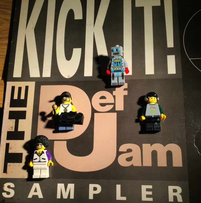 Kick It Def Jam Sampler 04