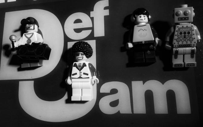 Kick It Def Jam Sampler 05