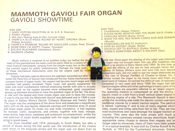 Mammoth Gavioli Showtime 04