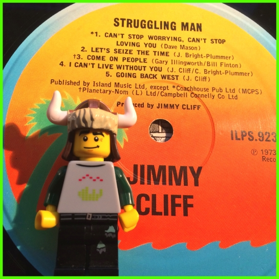 Jimmy Cliff Struggling Man 01