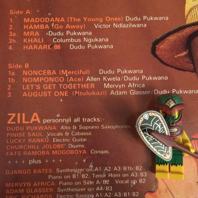 Dudu Pukwana Zila 86 04