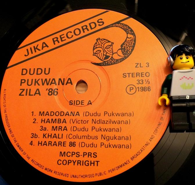 Dudu Pukwana Zila 86 05