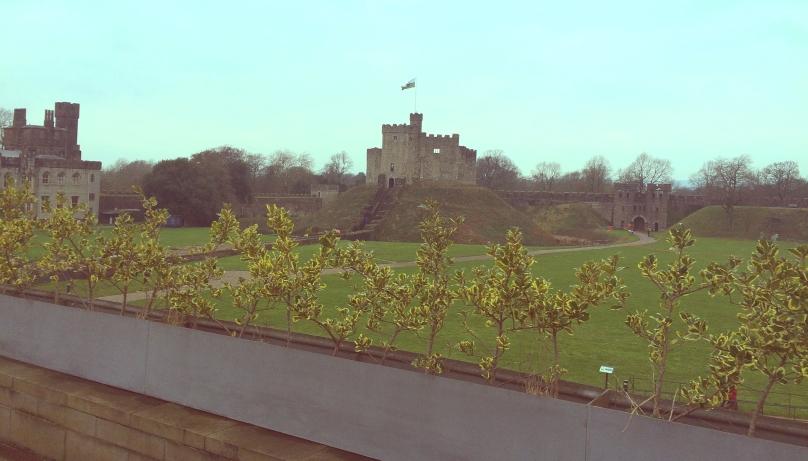 Crap photo, great castle