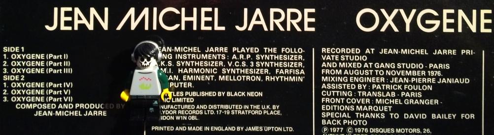 Jean Michel Jarre Oxygene 05