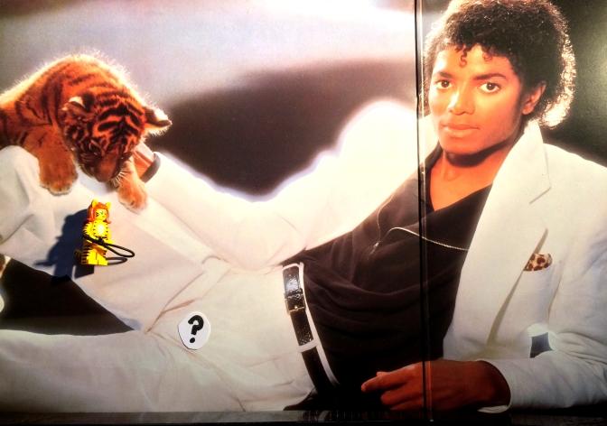Michael Jackson Thriller 07