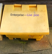 Useful to know where they keep it