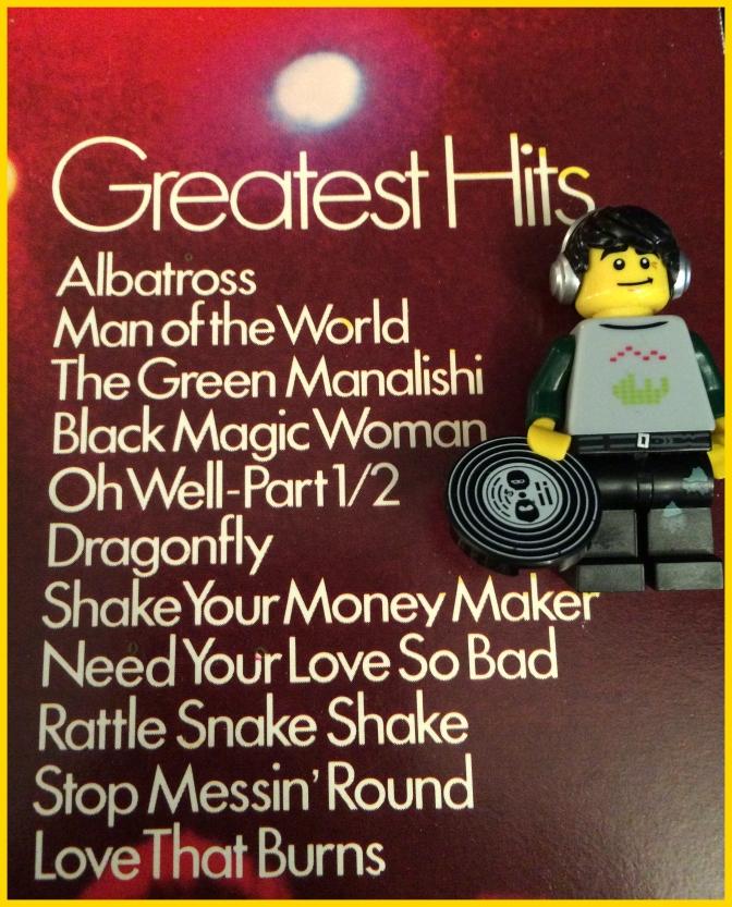 Fleetwood Mac Greatest Hits 02