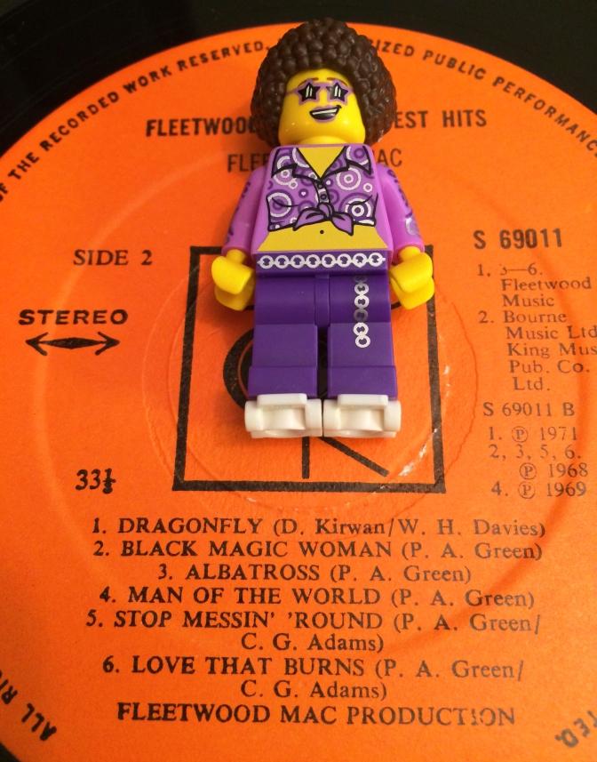 Fleetwood Mac Greatest Hits 07
