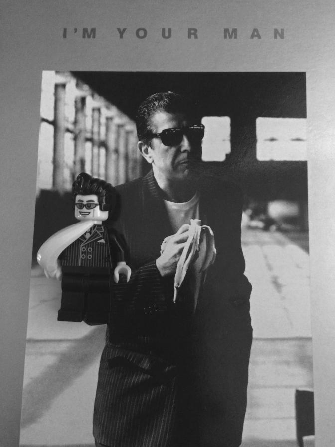 Leonard Cohen Im Your Man 02