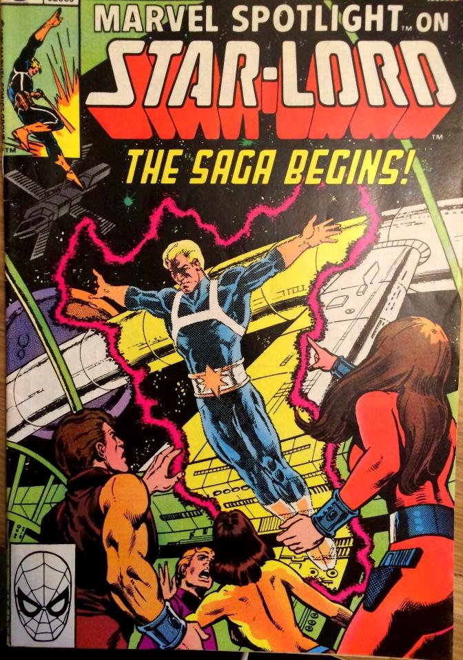 Marvel Spotlight Star-Lord