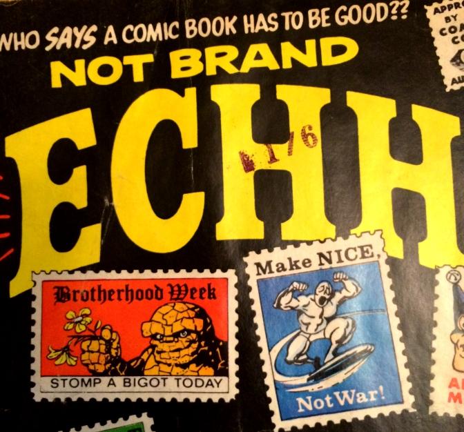 Not Brand Echh Bigot