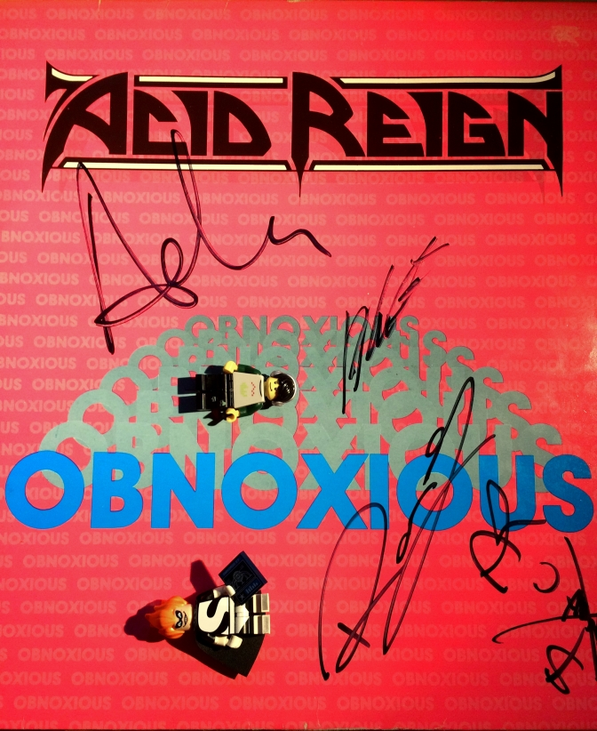 Acid Reign Obnoxious 08