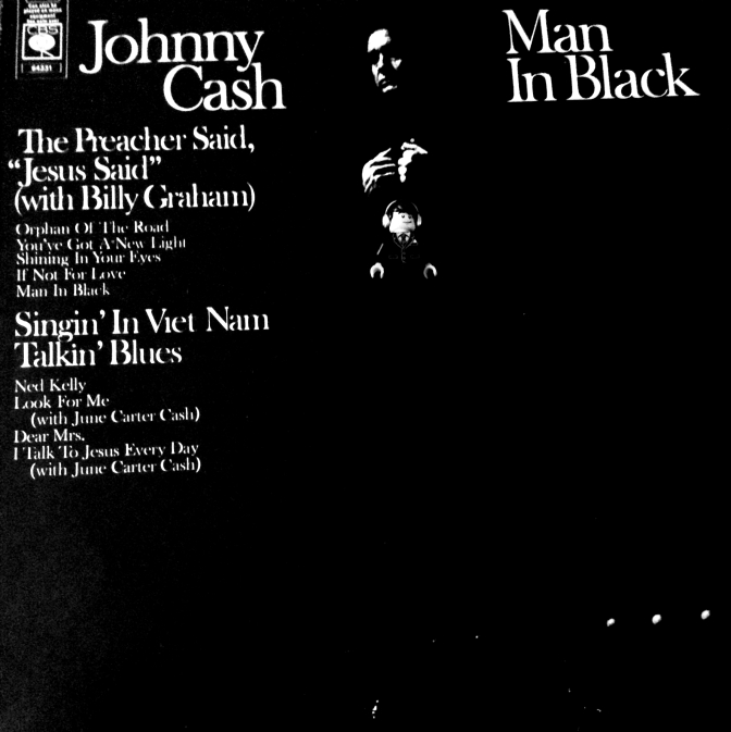 Johnny Cash Man In Black 04
