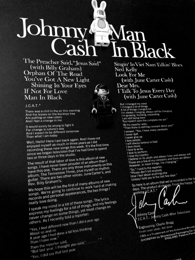 Johnny Cash Man In Black 05