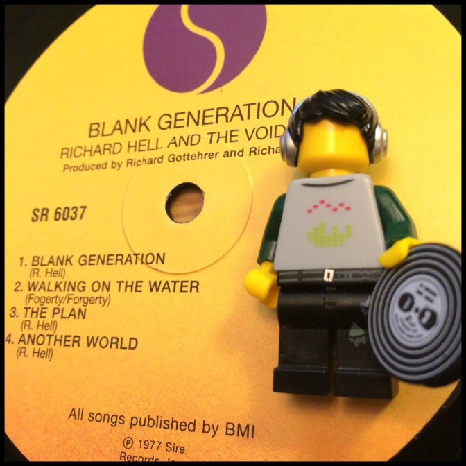Richard Hell Blank Generation 01