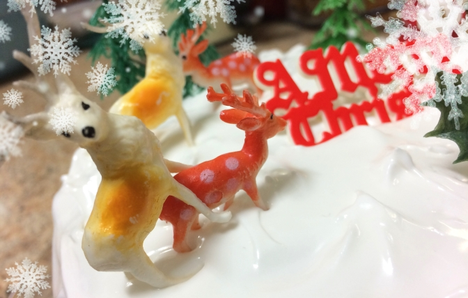 Didn't Golden earring sing about 'Reindeer Love'?