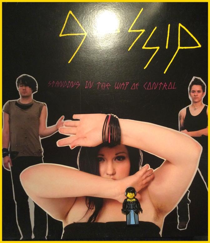 Female armpit hair - punkest thing in the world