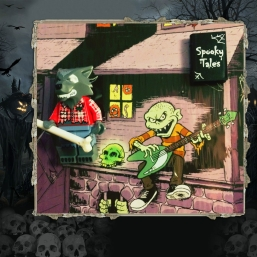Groovie Ghoulies Born In The Basement 02 (2)