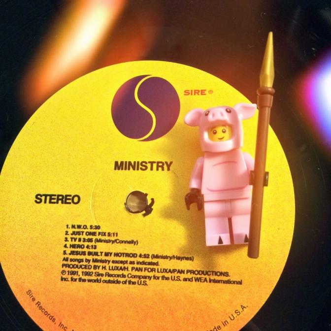 Ministry Psalm 69 07
