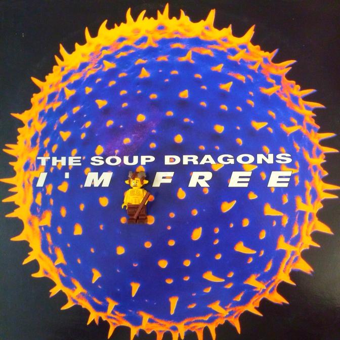 Soup Dragons I'm Free 01