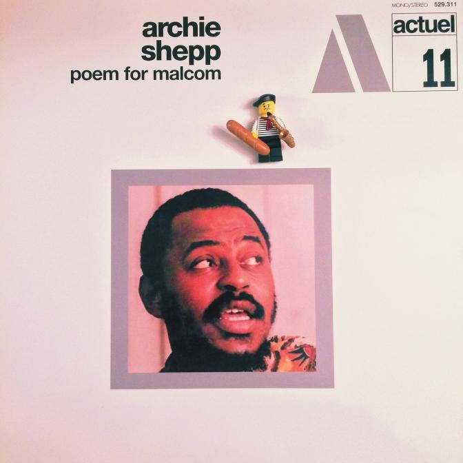 Archie Shepp Poem For Malcolm 03