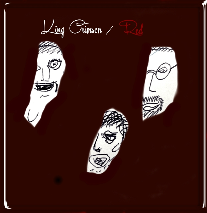 King Crimson Red 011